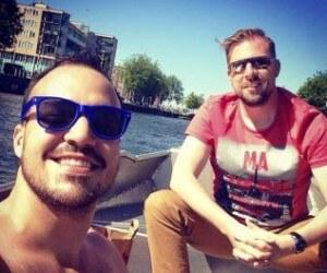 Amsterdam boot huren Boaty sloepverhuur