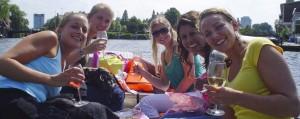 Bootje sloep huren Amsterdam Boaty Bootverhuur