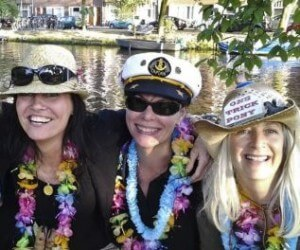 Bootverhuur fluisterboot Amsterdam sloep huren zelf varen