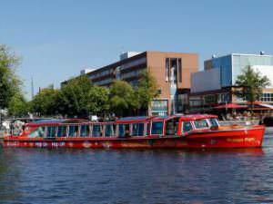 Hop on hop off rondvaart Amsterdam met Citysightseeing Amsterdam via Rondvaartvergelijker