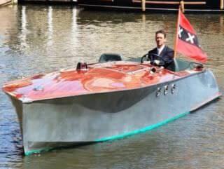 'Anne Bonney' exclusieve privé rondvaart in speedboot