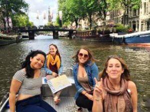 Sloep huren Amsterdam Boats4rent Westerpark