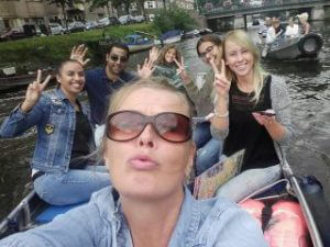 Sloep huren Amsterdam Boaty Bootverhuur