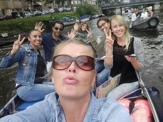 Fluisterboot huren bij Boaty Bootverhuur Amsterdam