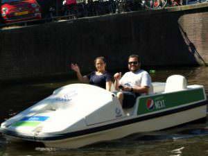 Waterfietsen Amsterdam bij Stromma via Rondvaartvergelijker