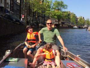 Zelf varen Amsterdam sloep huren Boats4rent Boaty