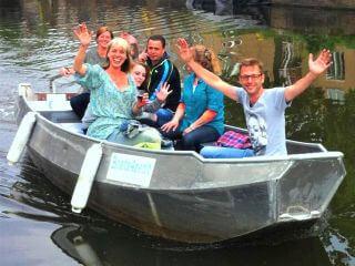 Sloep huren en zelf varen bij Boats4rent