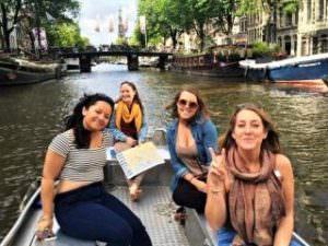 Sloep huren Amsterdam bij Boats4rent Bootverhuur Westerpark