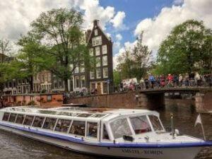 Amsterdam Canal Cruises Grachtenrundfahrten Heineken Experience