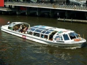 Amsterdam Hop on Hop Off Grachtenfahrt Stromma