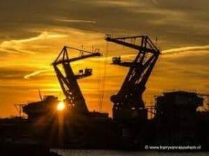 Hafen Safari Hafenfahrt Amsterdam