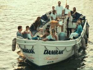 Kanalfahrt Amsterdam offenes Boot Reederei Friendship