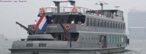 Supper Club Cruise Amsterdam Hafenfahrt mit Abendessen