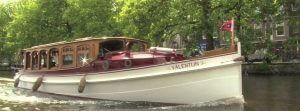 prive rondvaart Amsterdam salonboot