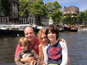 Amsterdam Boat Tour Selector